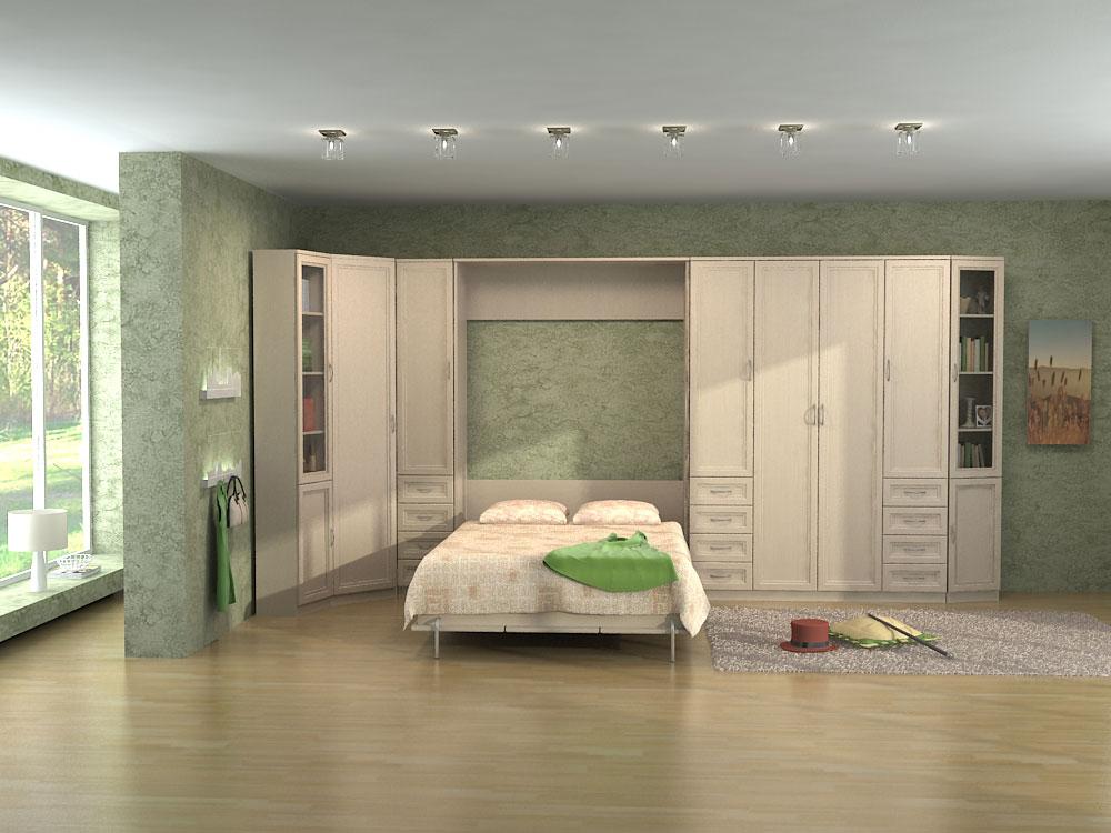 Спальный гарнитур Мерлен