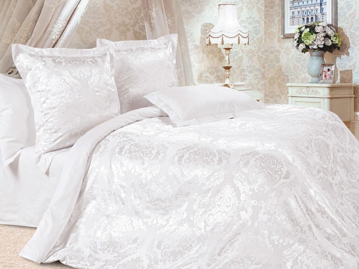 Комплект постельного белья Белоснежная роскошь