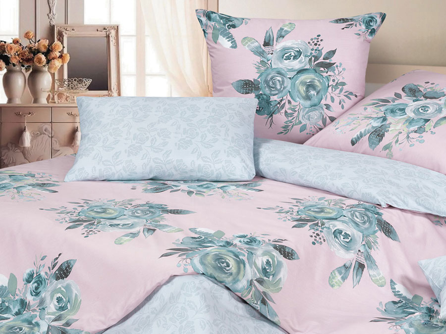 Комплект постельного белья Английская роза