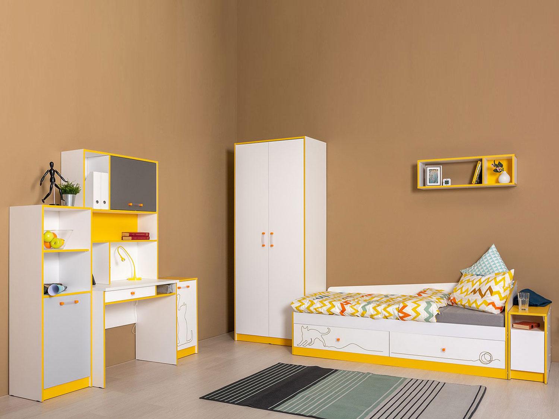 Комплект детской мебели Альфа