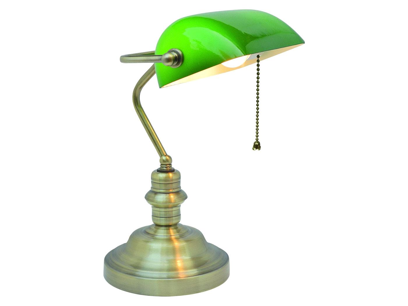 Настольная лампа BANKER A2492LT-1AB