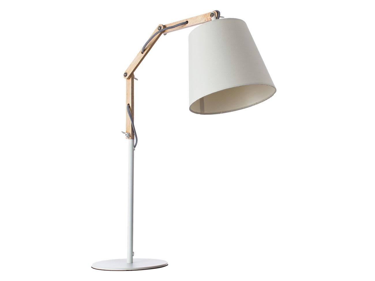 Настольная лампа PINOCCHIO A5700LT-1WH