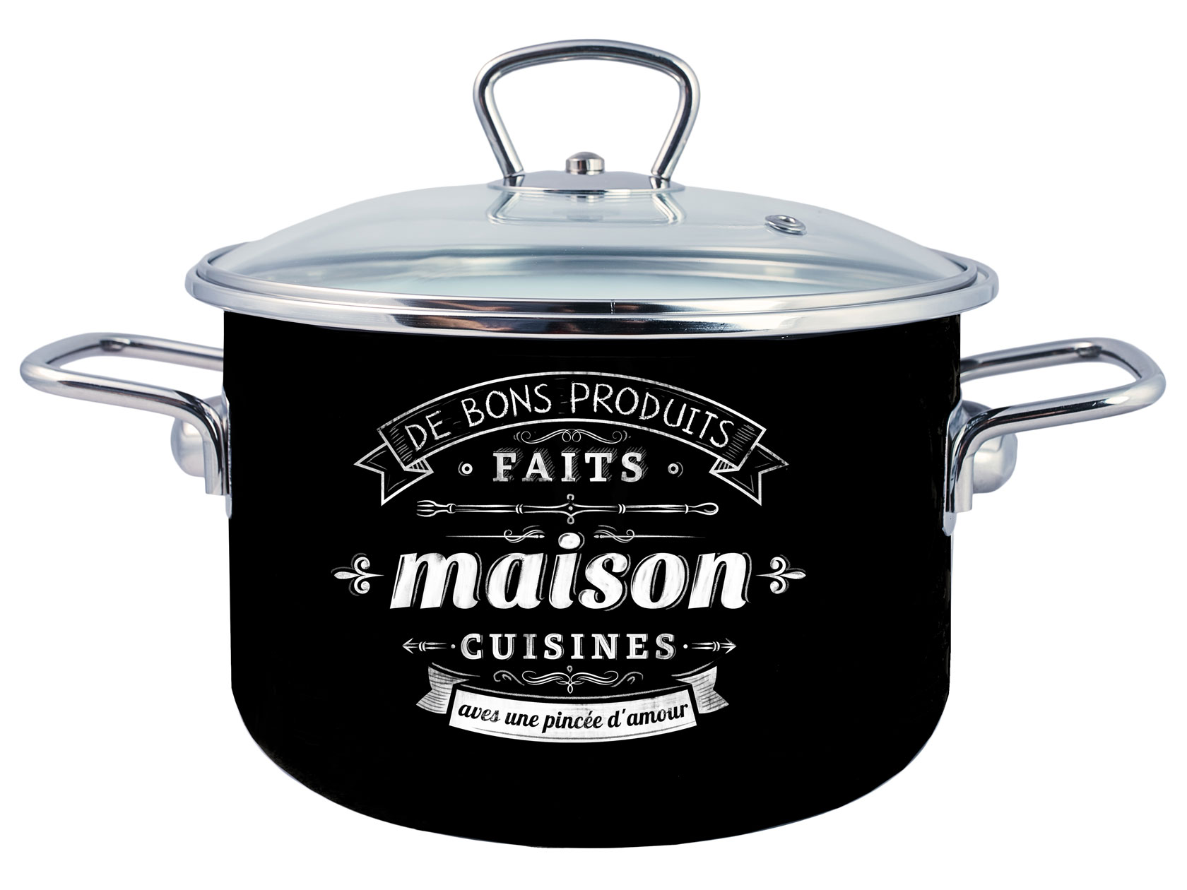 Кастрюля Maison 5,5 л