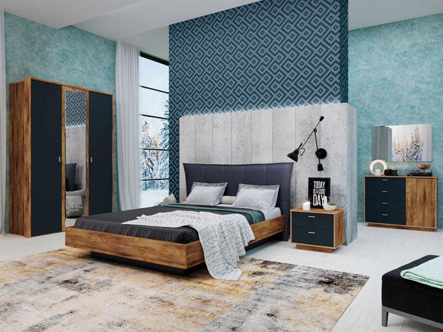 Спальный гарнитур Вега Бавария