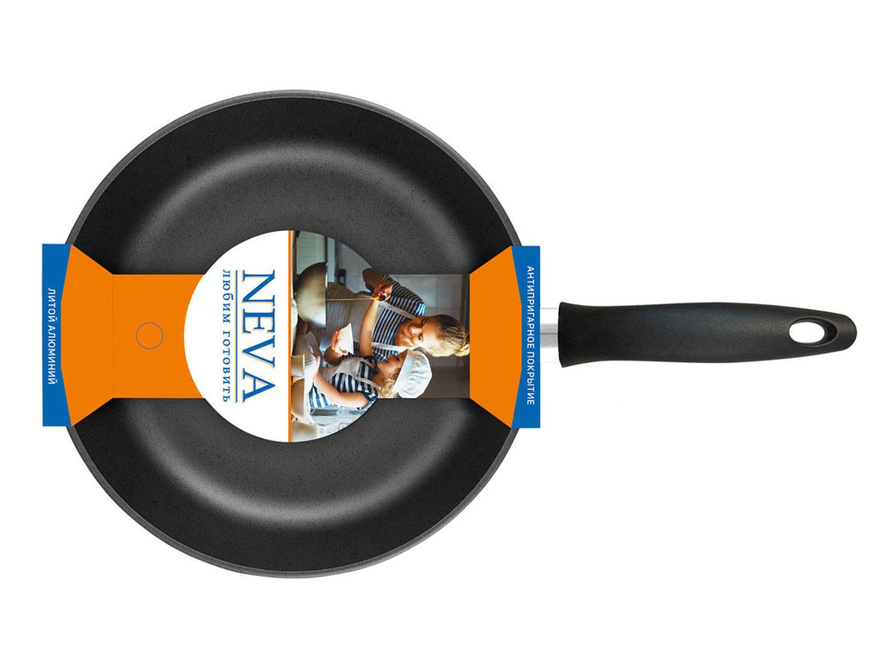 Сковорода Neva Black 26 см