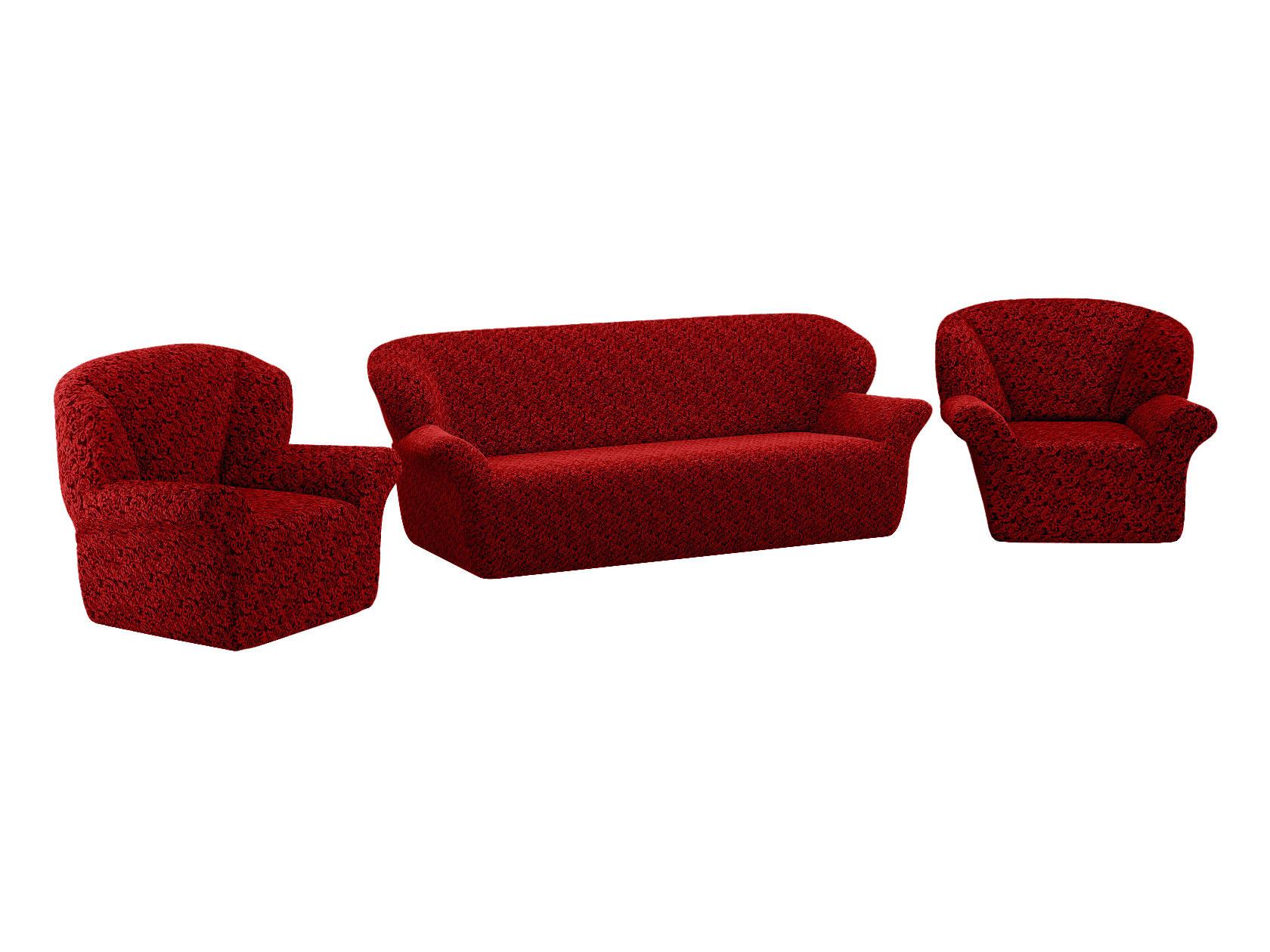 Чехол для мебели Бургундия 8