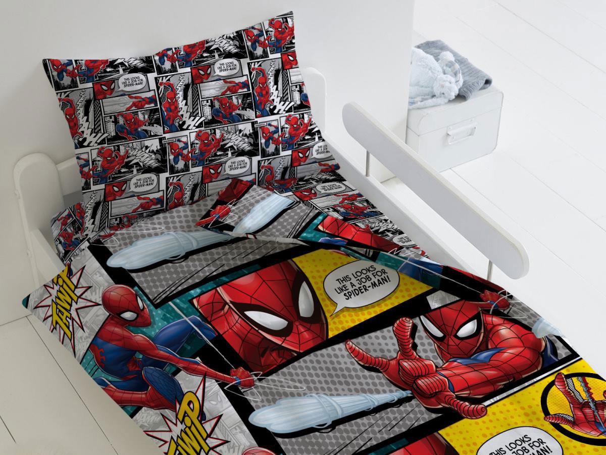 Комплект постельного белья Человек-Паук